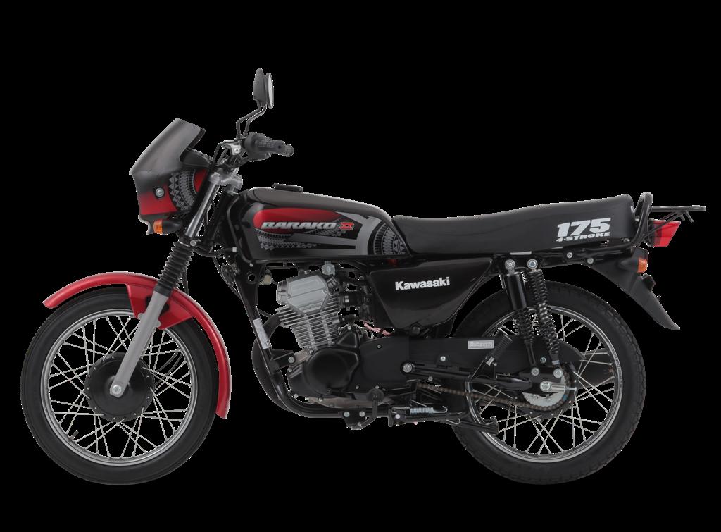 Barako II | Kawasaki