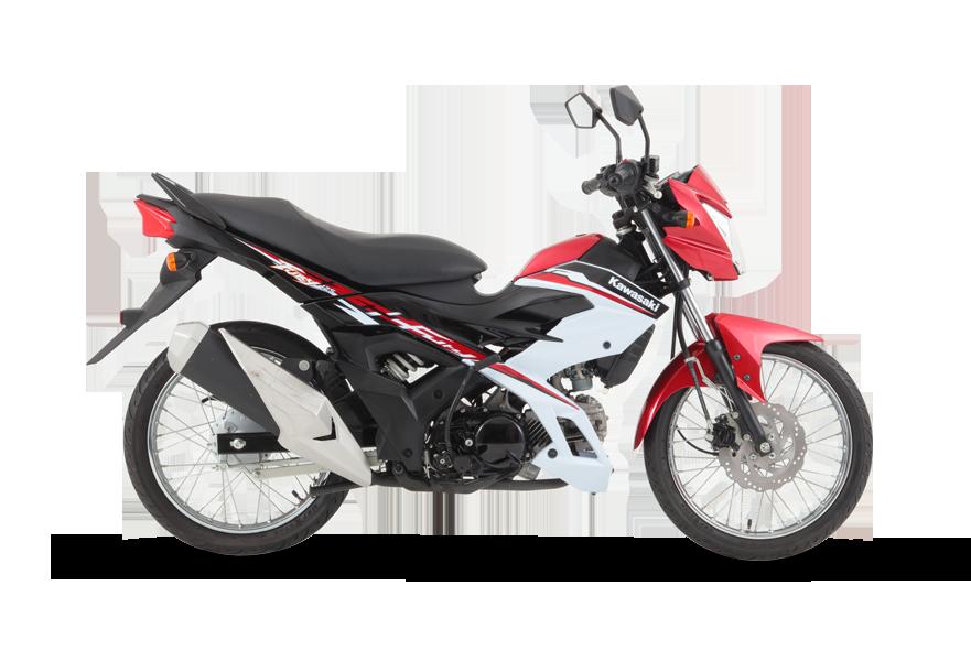 Kawasaki Fury Colors