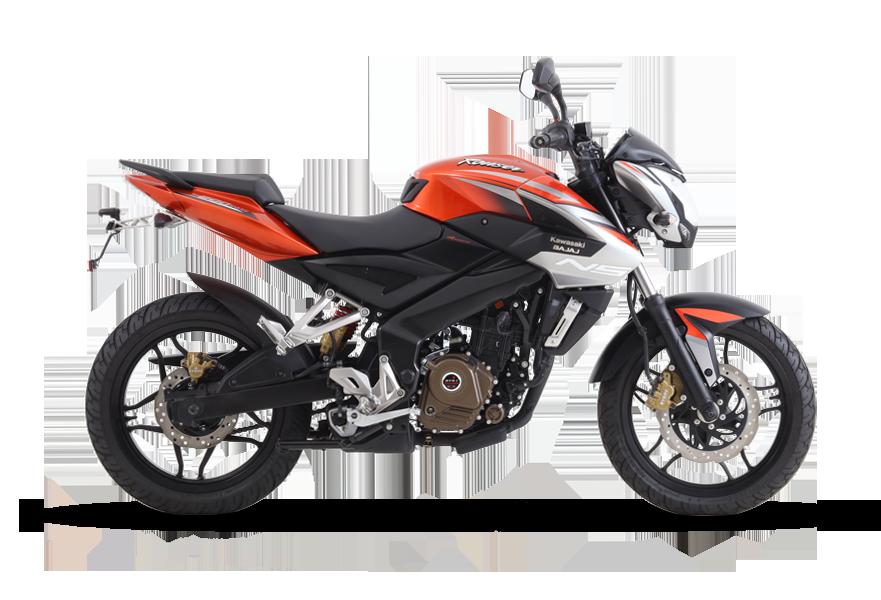 Rouser 200ns Kawasaki